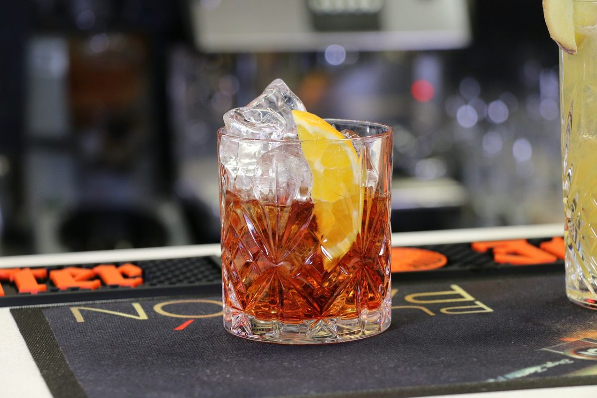 Image of Negroni Cocktail