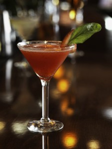 Strawberry-basil-martini-recipe