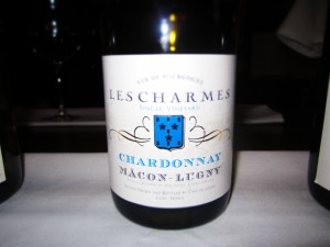 chardonnay from Burgundy France