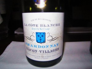 French chardonnay wines