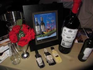 Foutainbleu Hotel Wine event