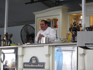 Emeril Lagasse Food Network South Beach Wine Festival