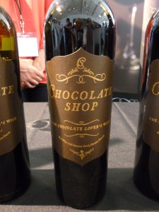 NV Chocolate Shop Red Blend