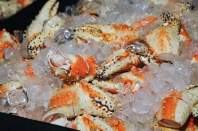 Alaskan King Crab Claws