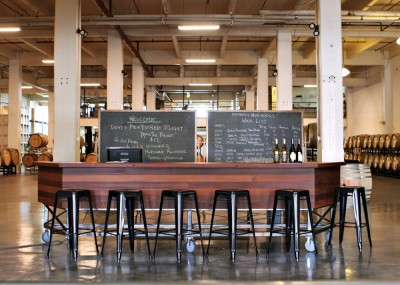 Dogpatch WineWorks Opening