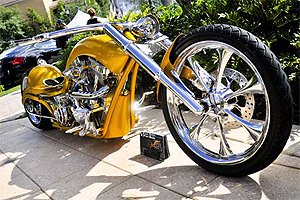 Festival of Speed Exotic Motorcycles