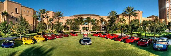 Ritz Carlton Festival of Speed '12