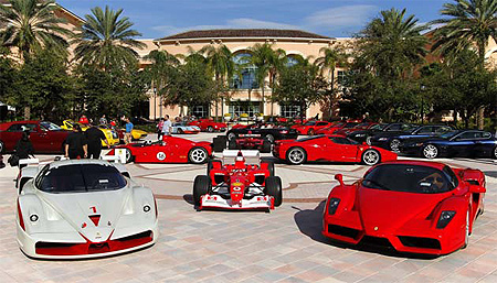 Orlando Festival of Speed at Ritz-Carlton, Grand Lakes