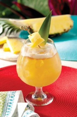 Goombay Smash, the Bahamian National Drink at Bahama Breeze