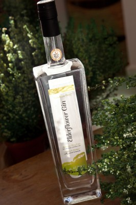 Knockeen Hills Elderflower Gin