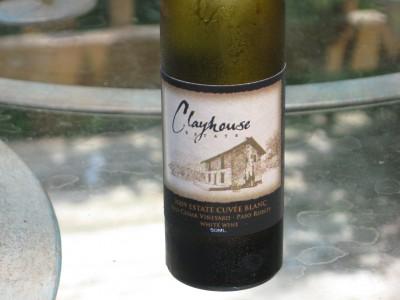 clayhouse estates winery