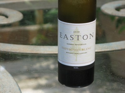 Easton Sauvignon Blanc Wine