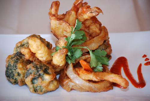 Noodle-Shrimp-Lotus-Thai-San-Diego-Restaurant