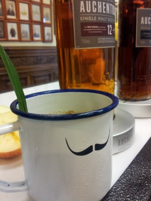 Auchentoshan Whisky mug