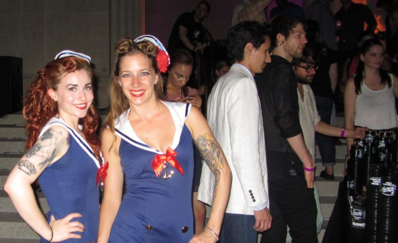 Sailor Jerry Girls