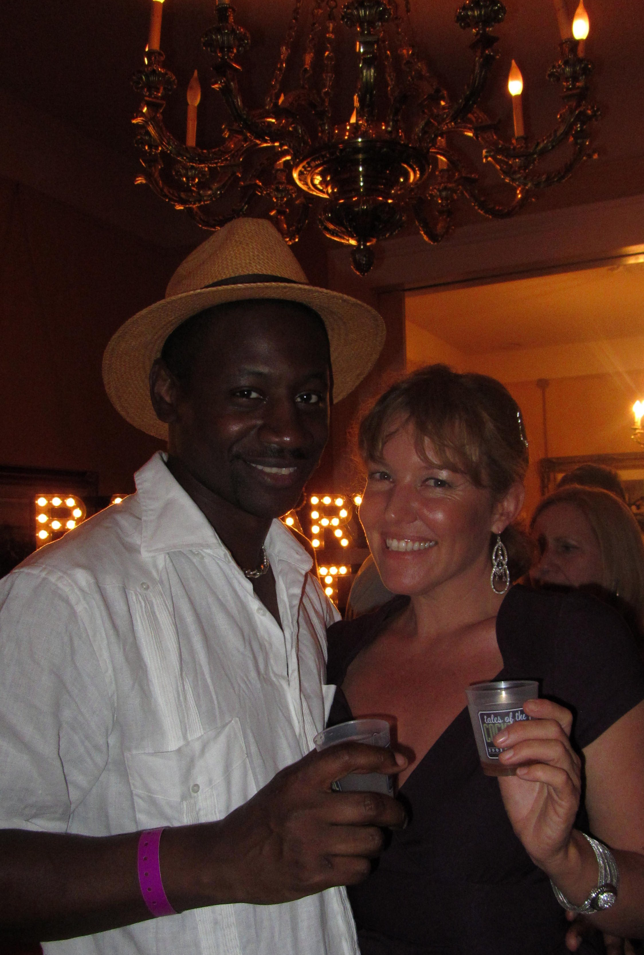 Global Rum Ambassador Ian Burrell
