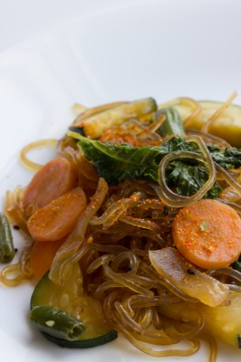Jap Chae - The Asian Grandmothers Cookbook