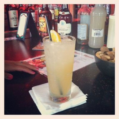 Rum Drink Recipes Key West Bahama Bob
