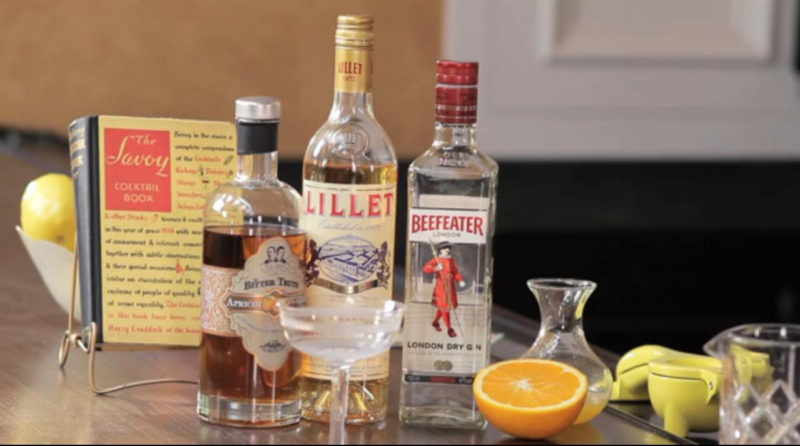 Prohibition Cocktail Recipe