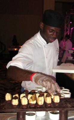 Desserts from Orlando World Center Marriott