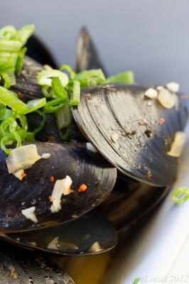 Chan Seattle mussels