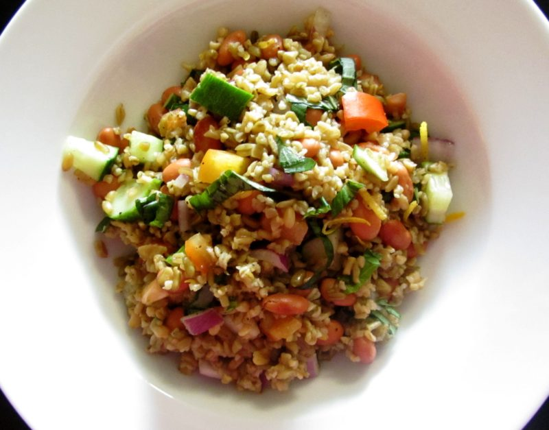 Freekeh-recipes-vegan-vegetarian