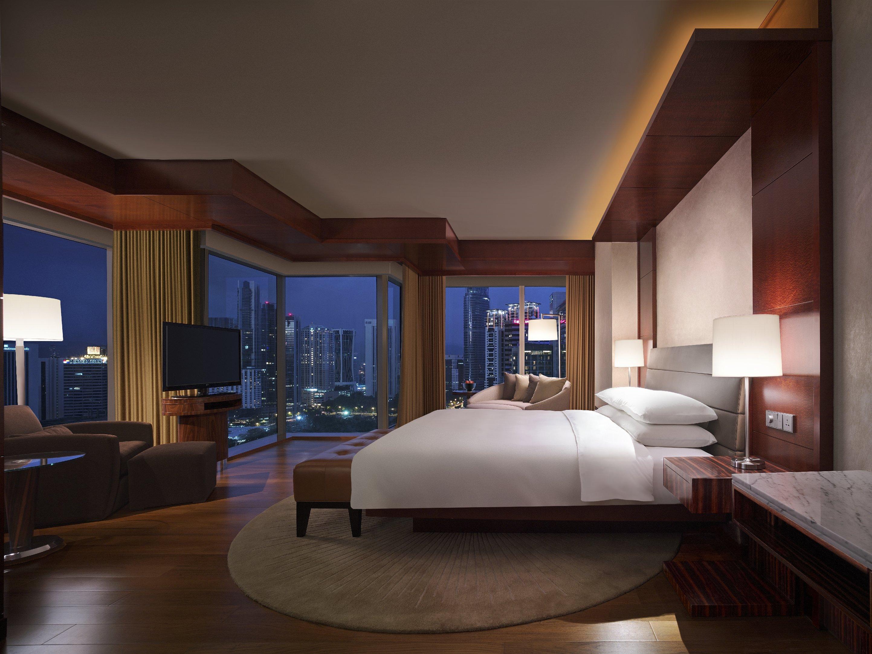 Hyatt hotels opens new grand hyatt kuala lumpur in malaysia for Design hotel kuala lumpur