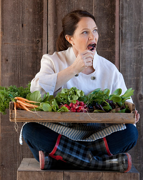 Chef Lisa Dupar Seattle