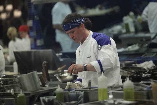 Patrick Cassata of The Bank Restaurant