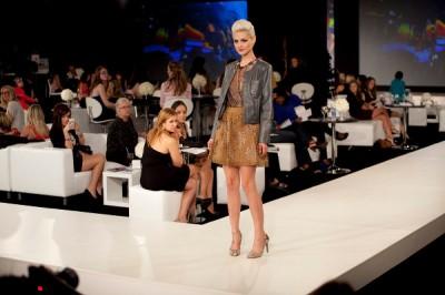 Bellevue Fashion Week Beauty Trend Show