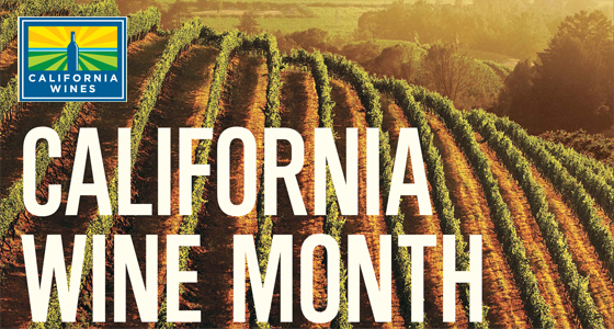 California-Wine-Month