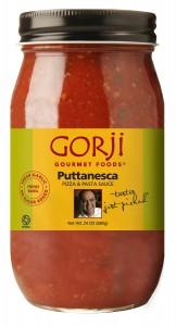 Chef Gorji puttanesca