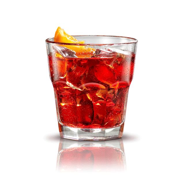 Campari & Soda Cocktail Recipe