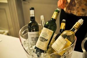 French wine tasting