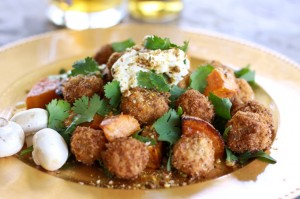 mushroom-sweet-potato-recipe