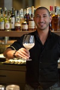 Carlo Splendorini at Michael Mina Restaurant