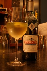 Pernod Absinthe French 101