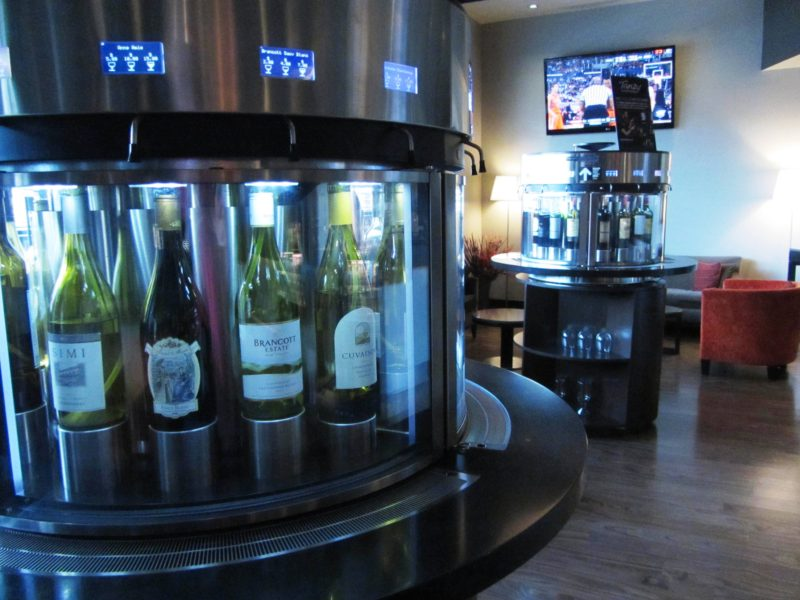 iPic Theater Wine Dispenser