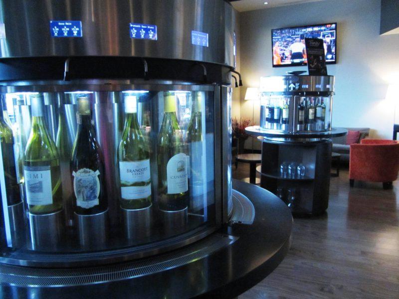iPic Theater Wine Dispenser