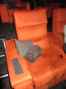 iPic Theater Premium Seating