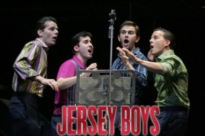 Jersey Boys: The story of Frankie Valli & The Four Seasons from April 4-May 4 at 5th Ave Theater, Seattle.