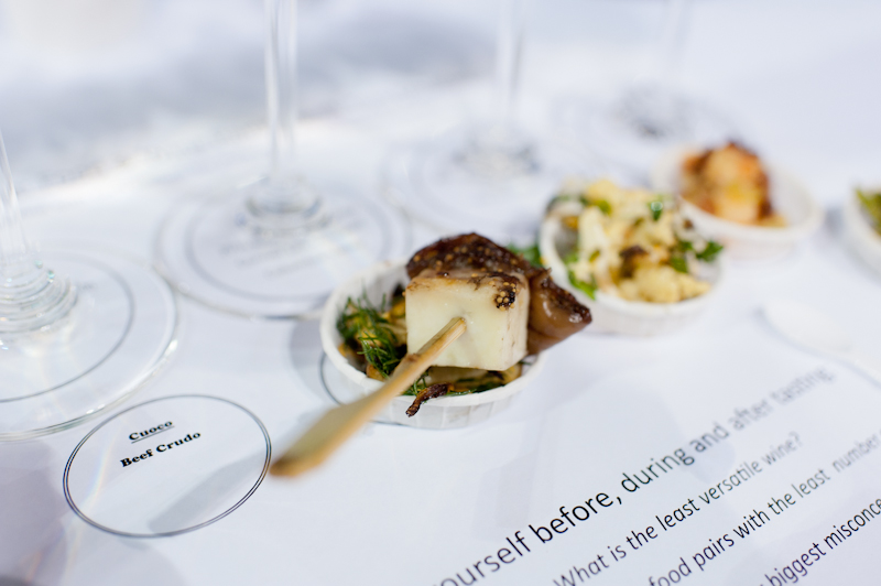 Seattle Food Wine Events