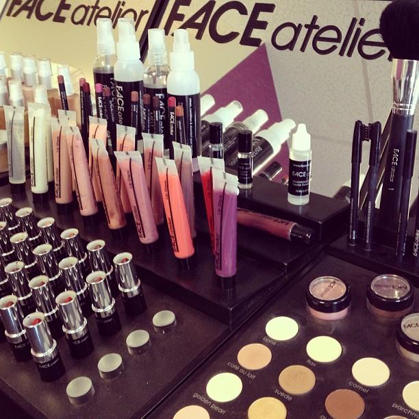 HD cosmetics