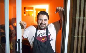 Louro Restaurant Chef David Santos