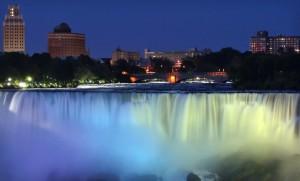 Travel to Niagra Falls, ON