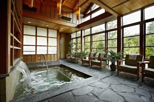 Salish Lodge Washington Best Spas