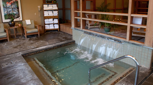 Salish Lodge Best Spa Washington