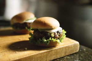 Vegetarian Black_Bean_Burgers