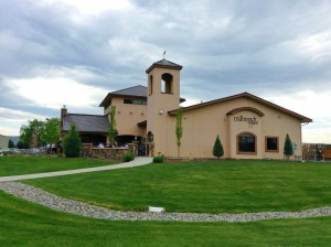 Milbrandy Vineyards is my Mom's favorite winery, so a stop there was necessary. A lovely property, inside and out.