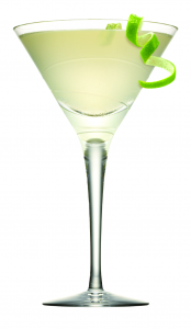 ABSOLUT CILANTRO PINEAPPLE GIMLET